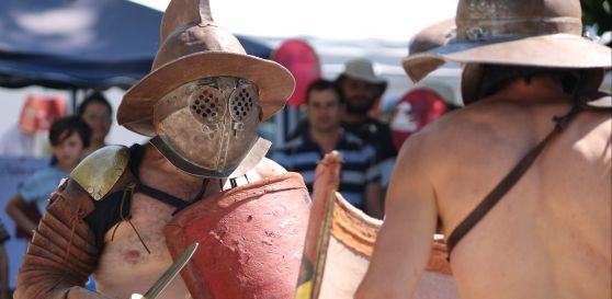 Les gladiateurs du Haut-Empire romain-